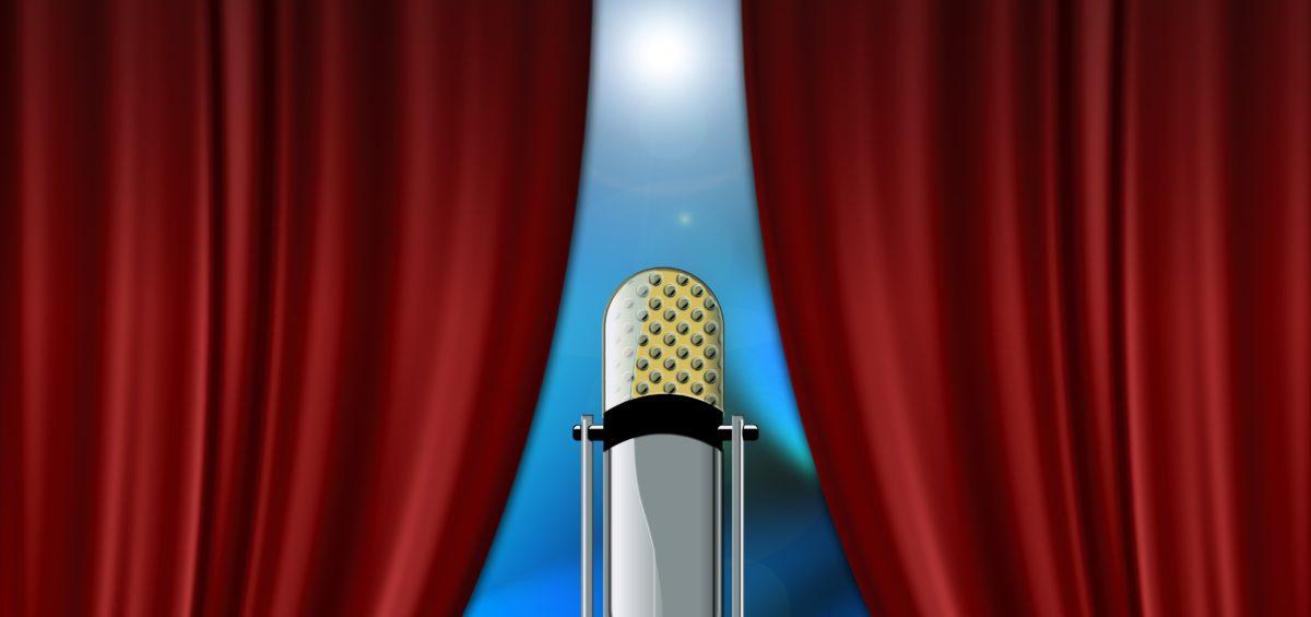 Mikrofon für Redner